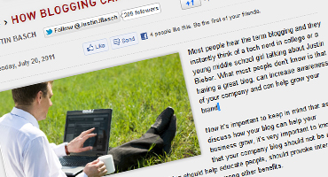 The Tips You Need Now to Maintain Your Company's Blog