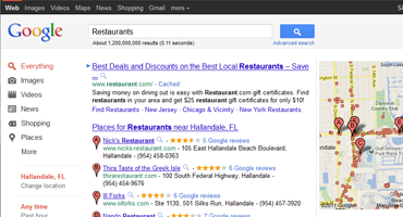 A Few Reasons Why Google Might Not Know You're There!
