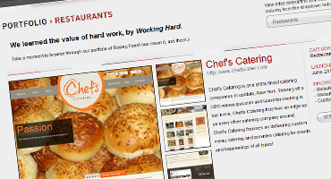 Serving Up Success:  A Three-Course Menu for Effective Restaurant Websites