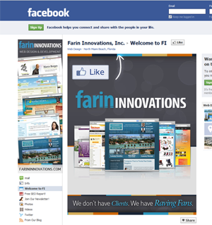 Social Media Optimization Services In North Miami Beach West Palm Beach Dade County Farin Innovations Inc