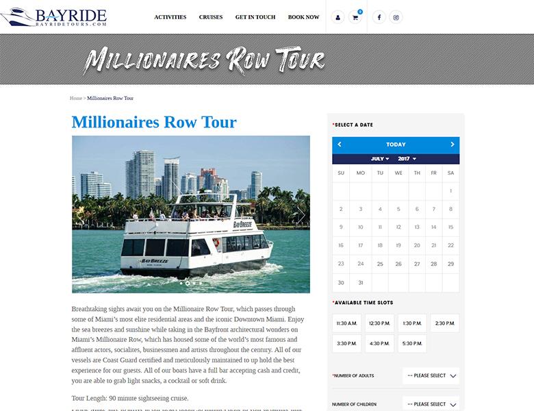 Bayride Tours
