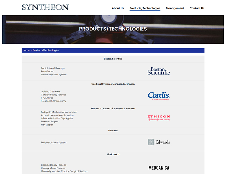 Syntheon LLC