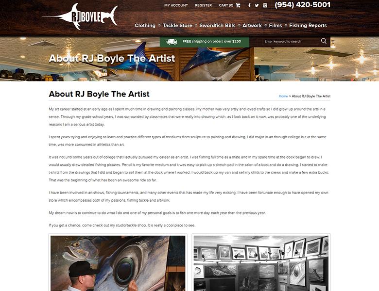 RJ Boyle Studio